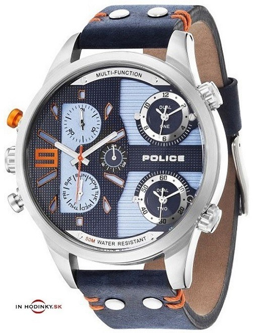 POLICE PL14374JS 03 Copperhead - pánske hodinky.   c847b1c325f