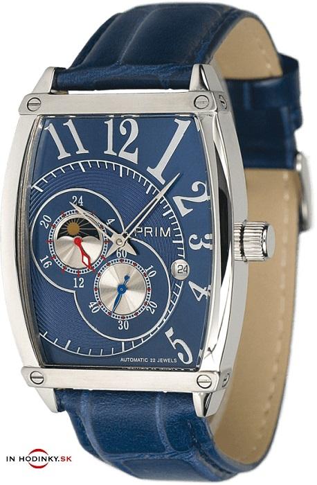 Pánske hodinky PRIM W01P.10154.B Automatic + darček na výber