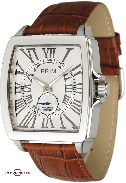 Pánske hodinky PRIM W01P.10178.B Automatic + darček na výber