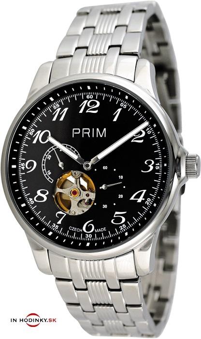 Pánske hodinky PRIM W01P.10307.B Classic + darček na výber