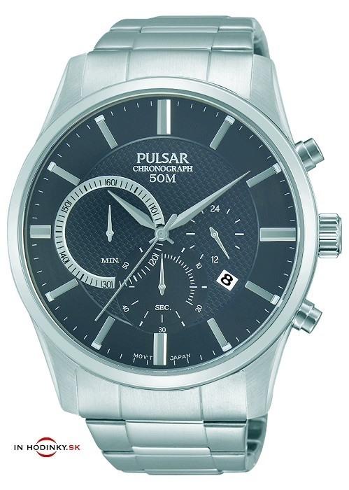 Pánske hodinky PULSAR PT3735X1 Chronograph + Darček na výber zväčšiť obrázok f9590eb11dd