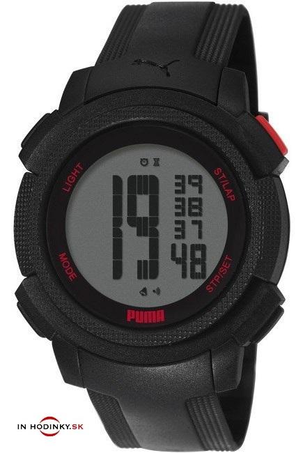 a75e9233b PUMA PU911151001 Next Black - pánske hodinky PUMA. >