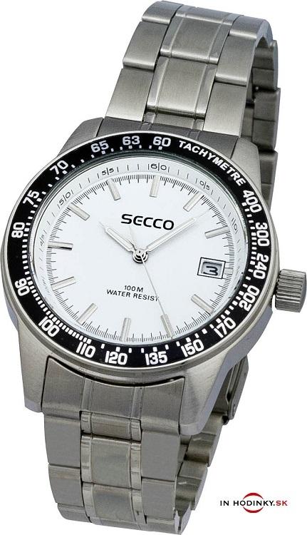 b8007f65f55 Pánske hodinky SECCO S A2189