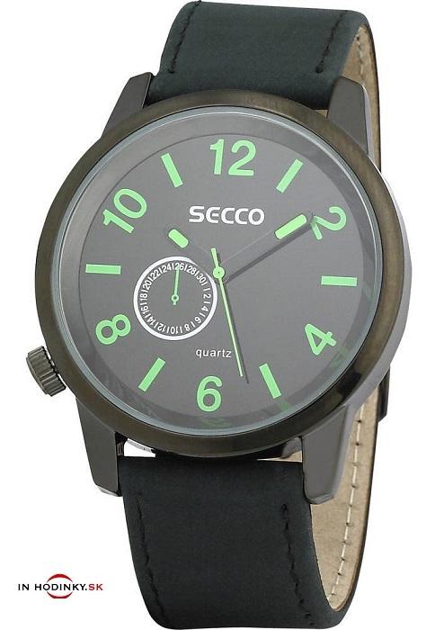 Pánske hodinky SECCO S A2257 f23593a5566