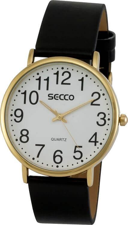 4aa459394 Pánske hodinky SECCO S A5005,1-111 Classic