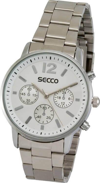 018eca8fe86 Pánske hodinky SECCO S A5007