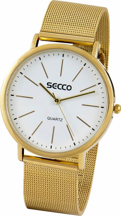 3fdaf24bb Pánske hodinky SECCO S A5008,3-101 Classic zväčšiť obrázok