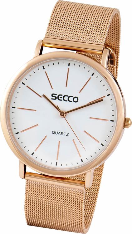 1cb76134b Pánske hodinky SECCO S A5008,3-501 Classic zväčšiť obrázok