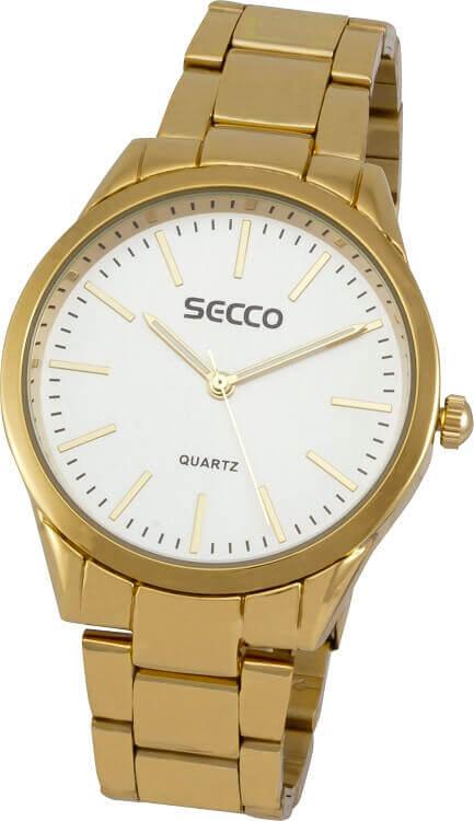 9631e2015 Pánske hodinky SECCO S A5010,3-134 Classic zväčšiť obrázok