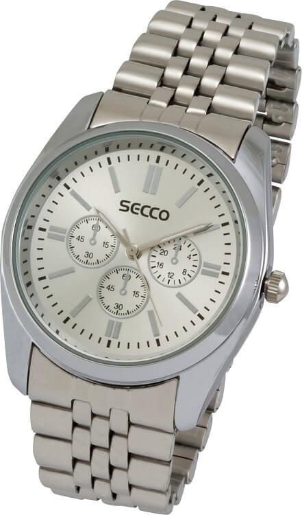 Pánske hodinky SECCO S A5011 3396bbd5516