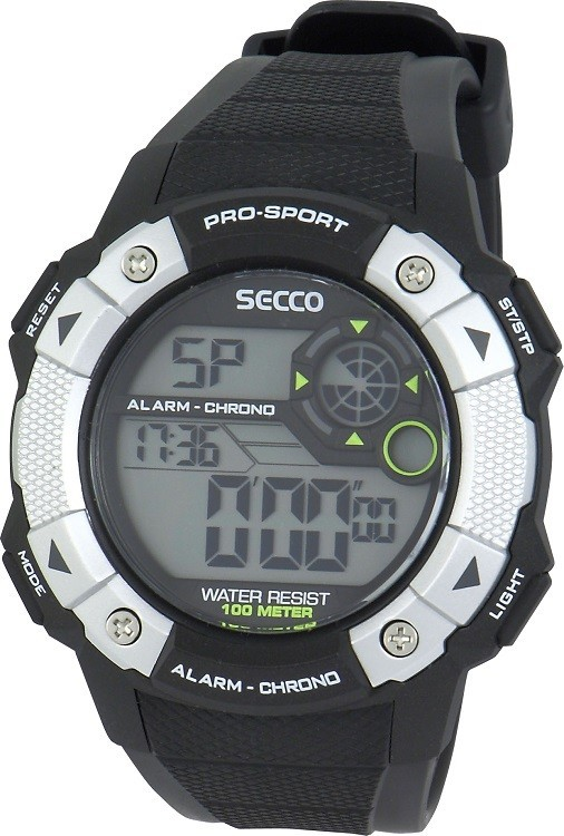 Pánske hodinky SECCO S Y243-01 + darček 79617834080