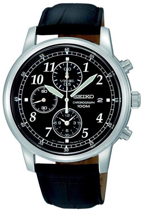 9883abdaa Pánske hodinky SEIKO SNDC33P1 Chronograph zväčšiť obrázok