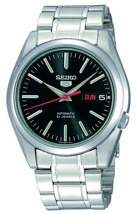 Pánske hodinky SEIKO SNKL45K1 Automatic + darček zväčšiť obrázok 6cdaadb49e