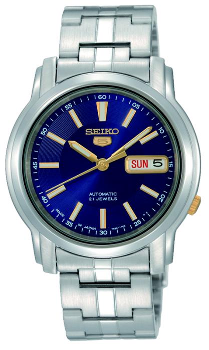 Pánske hodinky SEIKO SNKL79K1 Automatic + darček