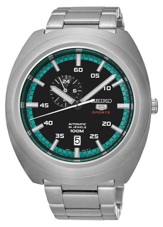 Pánske hodinky SEIKO SSA283K1 5 Sports Automatic + darček zväčšiť obrázok dc0a8c170a