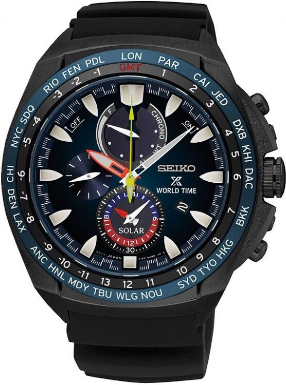 Pánske hodinky SEIKO SSC551P1 Prospex Sea Solar Special Edition + darček  zväčšiť obrázok ffc28a261d