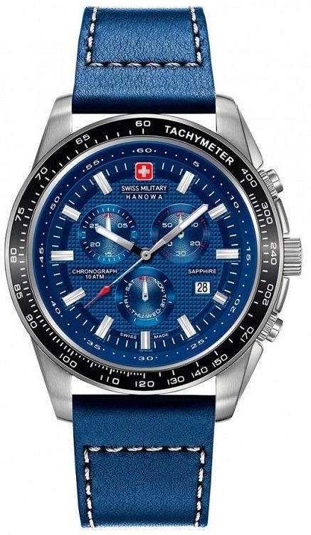 c7c53632b Pánske hodinky Swiss Military Hanowa 4225.04.003 Crusader Chrono + Darček  na výber zväčšiť obrázok