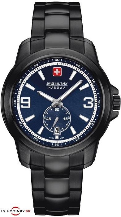 Pánske hodinky Swiss Military Hanowa 5216.13.003 Capture + Darček v hodnote 30 eur