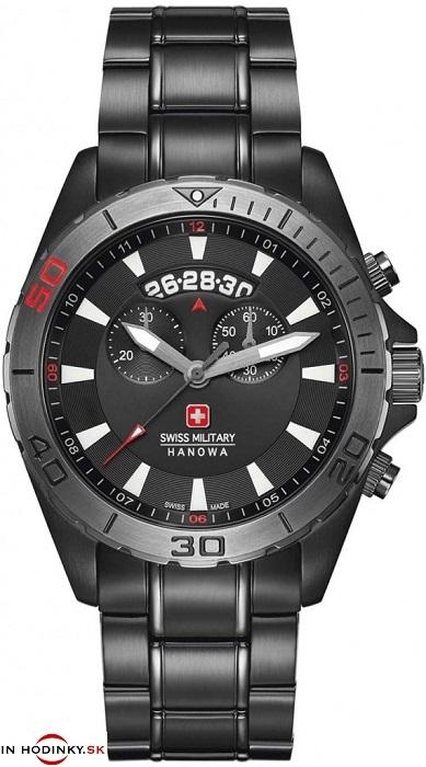 Pánske hodinky Swiss Military Hanowa 5217.13.007 TRIBUTE Limited Edition + Darček v hodnote 30 eur