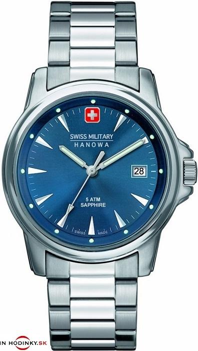 Pánske hodinky Swiss Military Hanowa 5230.04.003 SWISS RECRUIT PRIME + Darček
