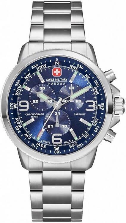 Pánske hodinky Swiss Military Hanowa 5250.04.003 Arrow Chrono + darček na  výber zväčšiť obrázok 8f6e8d63762