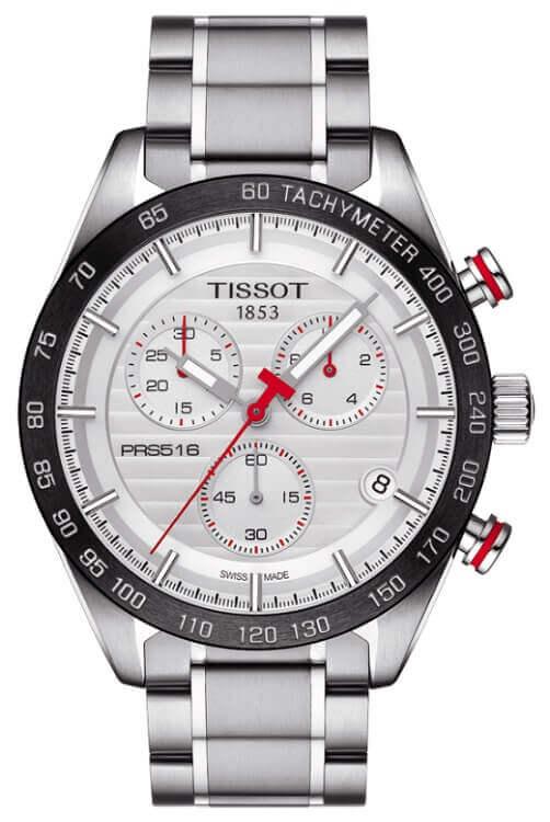 Pánske hodinky TISSOT T100.417.11.031.00 PRS 516 Quartz Chronograph +  darček na výber zväčšiť obrázok 3c2201eaa23