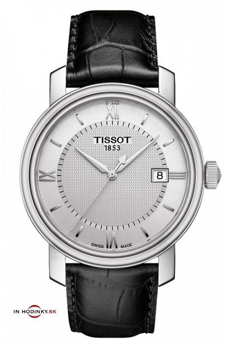 Pánske hodinky TISSOT T097.410.16.038.00 Bridgeport Quartz Gent + darček na  výber zväčšiť obrázok 70e4fbe07f7