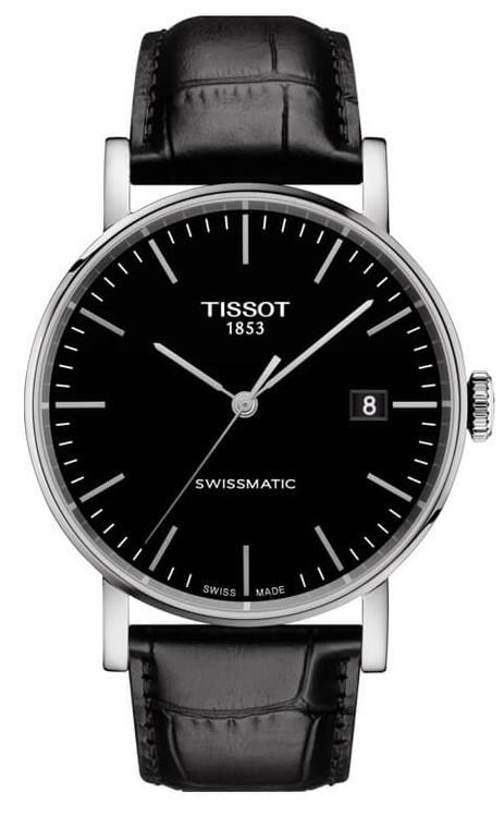 Pánske hodinky TISSOT T109.407.16.051.00 EVERYTIME SWISSMATIC + darček  zväčšiť obrázok c283ad64487