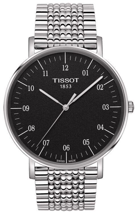Pánske hodinky TISSOT T109.610.11.077.00 Everytime Big Gent + darček na  výber zväčšiť obrázok a07b3c87790