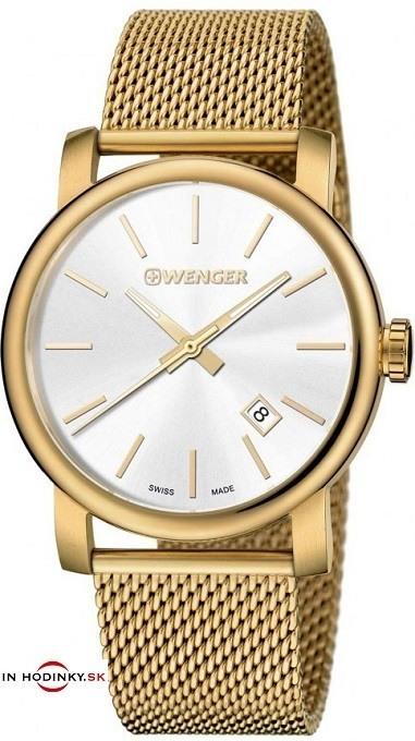 Pánske hodinky WENGER 01.1041.120 Urban Vintage zväčšiť obrázok 0555b7a15f6