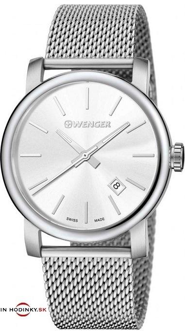 WENGER 01.1041.121 Urban Vintage - pánske hodinky.   f93b3af0c49