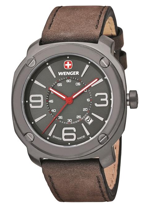 Pánske hodinky WENGER 01.1051.104 Escort + darček na výber