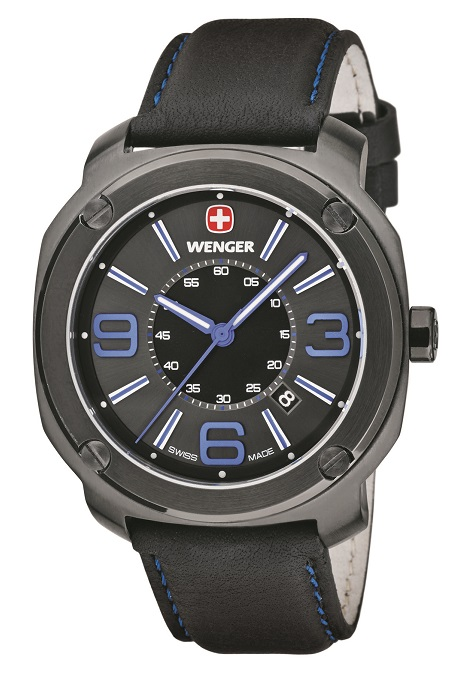Pánske hodinky WENGER 01.1051.105 Escort + darček na výber