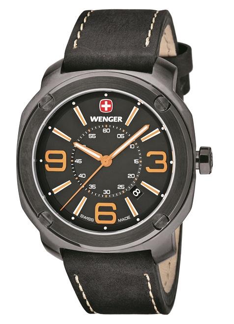 Pánske hodinky WENGER 01.1051.106 Escort + darček na výber