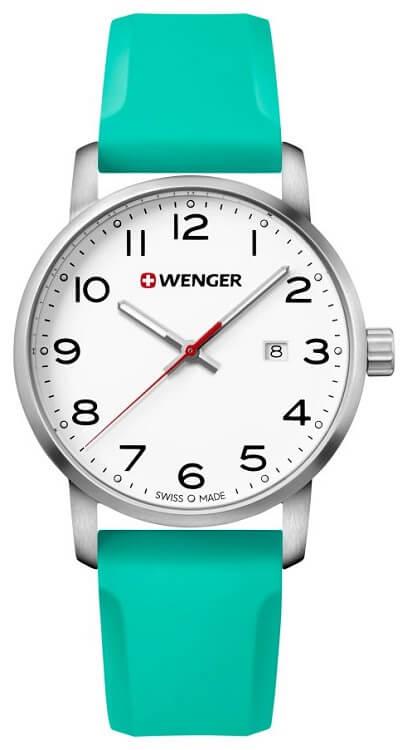 Pánske hodinky WENGER 01.1641.108 Avenue + darček zväčšiť obrázok 410fb8606ac