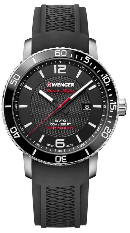 Pánske hodinky WENGER 01.1841.102 Roadster Black Night zväčšiť obrázok.  Doprava zdarmaSkladom 8c2ca58e6b7