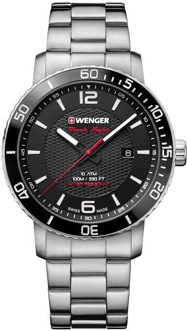 Pánske hodinky WENGER 01.1841.104 Roadster Black Night zväčšiť obrázok 0059ba20d4c