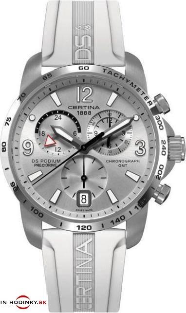 7d83ccda6 Pánske luxusné hodinky CERTINA C001.639.97.037.00 DS Podium Aluminium +  darček na výber zväčšiť obrázok