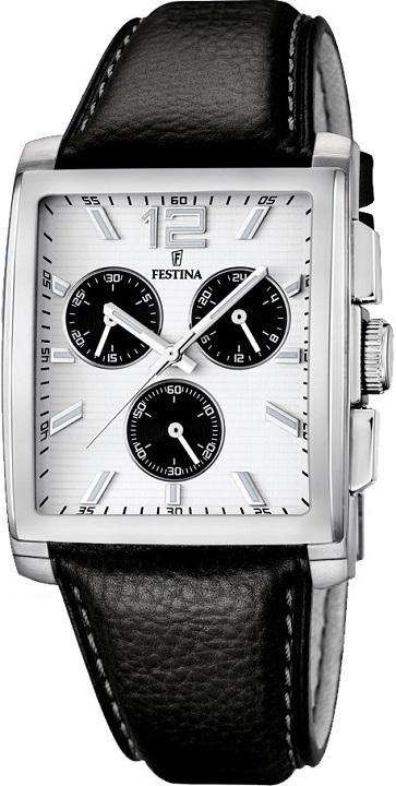Pánske hodinky Festina 16756/1 Klasik + darček na výber