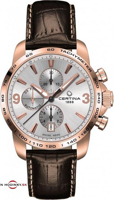 9c0912790 Pánske luxusné hodinky Certina C001.427.36.037.00 DS Podium Chronograph +  darček na výber zväčšiť obrázok
