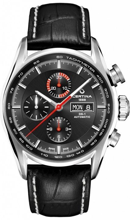 Pánske športové hodinky Certina C006.414.16.051.01 DS 1 Chronograph + darček na výber