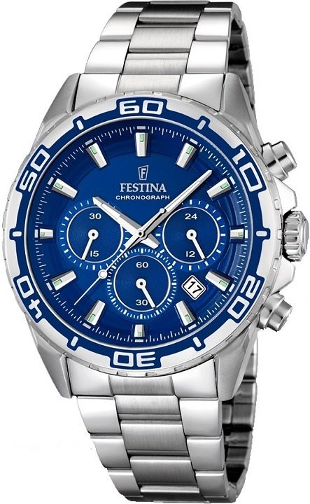 Pánske športové hodinky Festina 16766/2 Sport + darček na výber