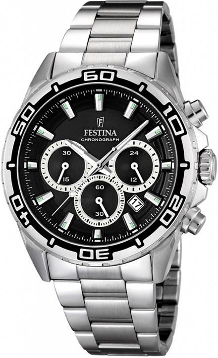 Pánske športové hodinky Festina 16766/3 Sport + darček na výber