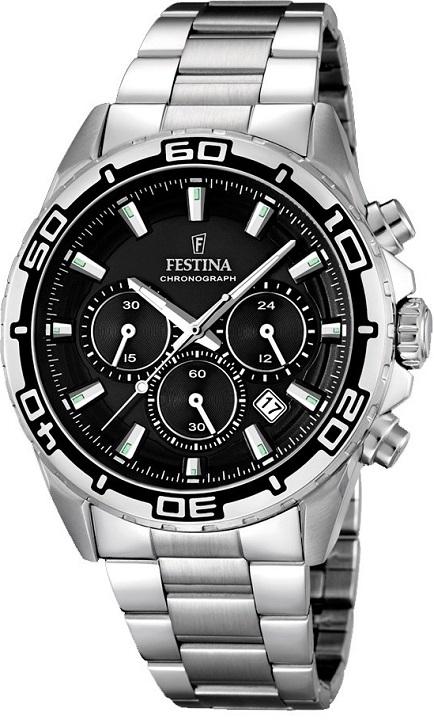 Pánske športové hodinky Festina 16766/4 Sport + darček na výber