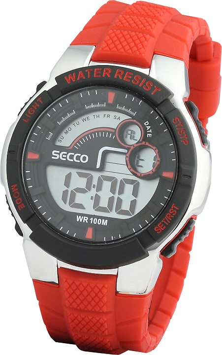 dc58e241c36 Pánske športové hodinky SECCO S DJN-003 zväčšiť obrázok