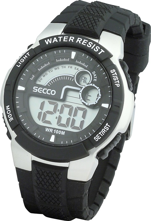 Pánske športové hodinky SECCO S DJN-007 cfafbf580b