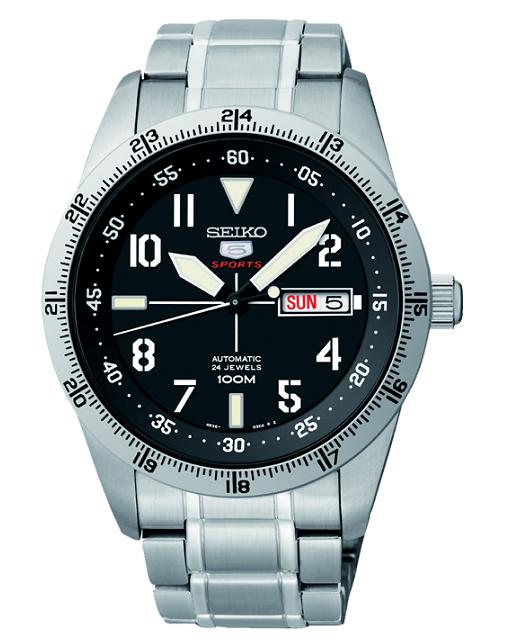 Pánske športové hodinky SEIKO SRP513K1 Automatic + darček zväčšiť obrázok 9c3f0adeb2a