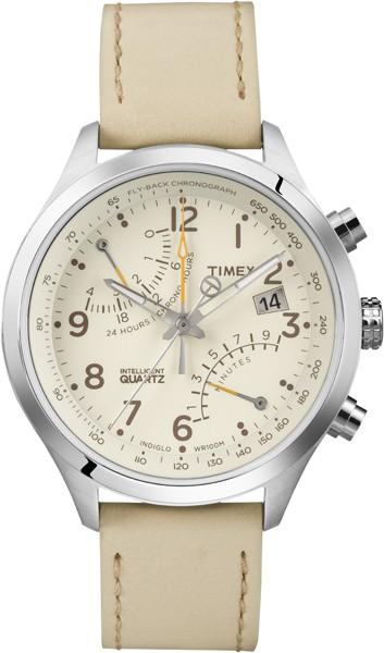 Pánske športové hodinky TIMEX T2P382 Fly-back Chronograph