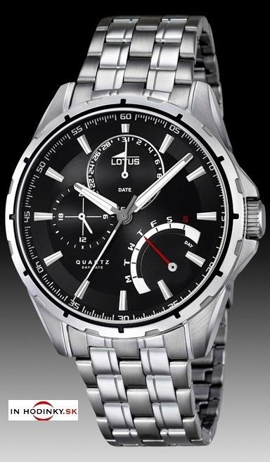 LOTUS L18203 2 - pánske hodinky.   dc78b9eb00f