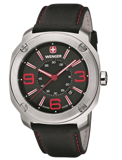 Pánske hodinky WENGER 01.1051.103 Escort + darček na výber